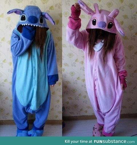 I want to be the kind of couple to wear these :)