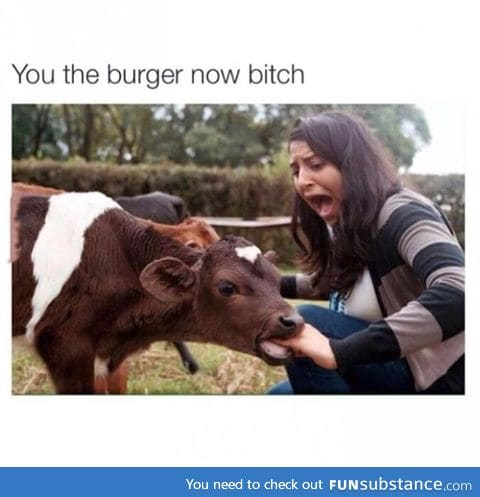 Burger b*tch