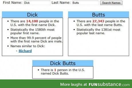 D*ck butt
