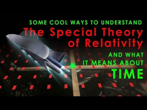 A kid explains Eisenstein's Theory of Relativity in an easy to understand manner