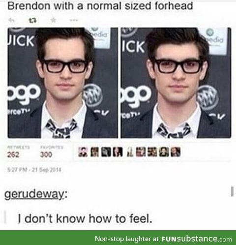 It's like Panic! At The Disco without the '!'