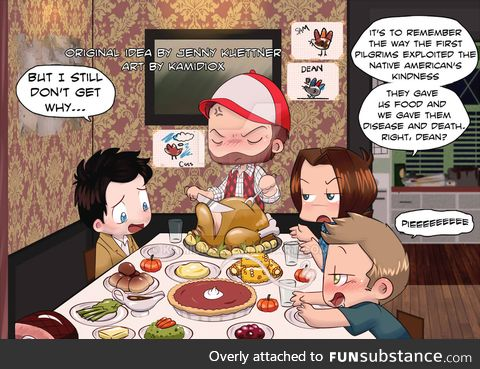 Happy Thanksgiving all! :)