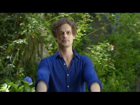 Matthew Gray Gubler lives in a haunted tree house