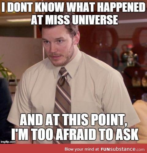 absolutely no idea