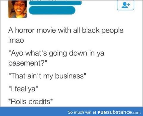 I'll watch it!
