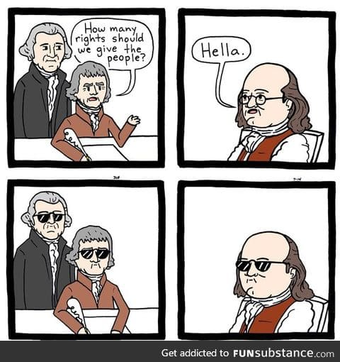 How America was founded