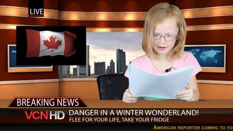 Kids Teach About the Dangers of Canada