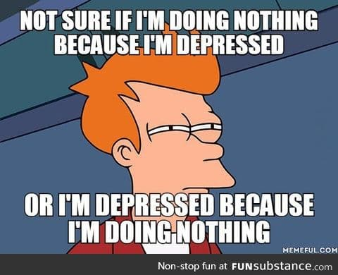 Pretty much how I've been feeling the last few months