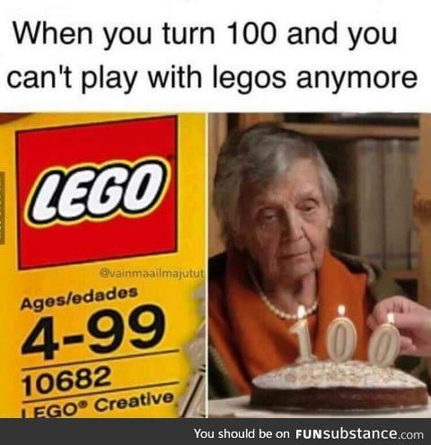 A sad day