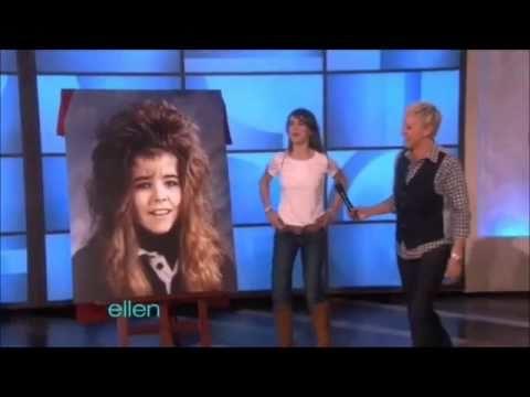 What happens when you let a Newfoundlander on Ellen..