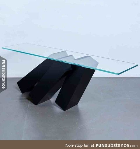 This table gives me anxiety