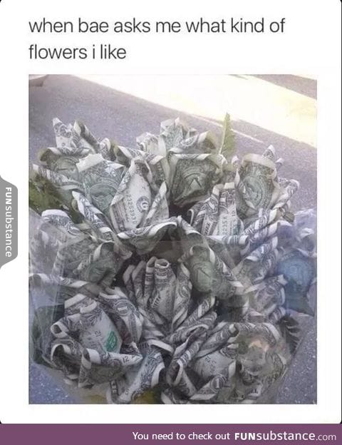 What kind of flowers?