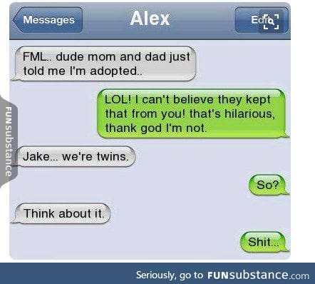 oh alex
