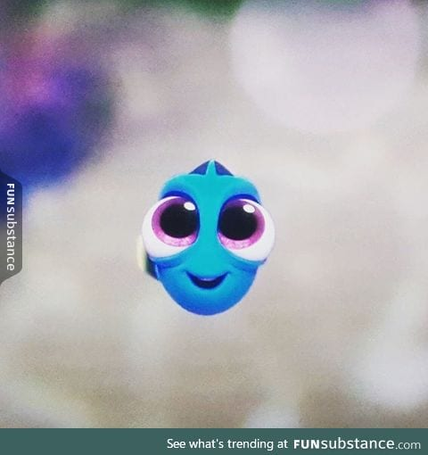 Baby Dory is just the cutest :D