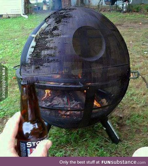 Quite possibly the best fire pit ever