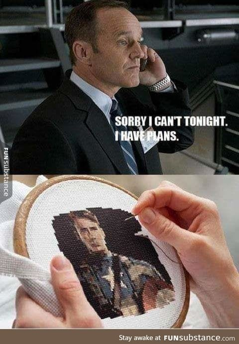 Coulson got priorities