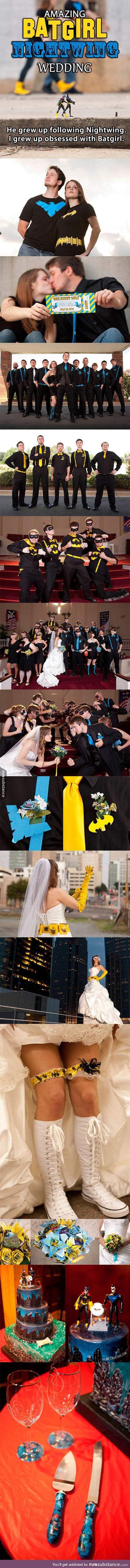 When geeks fall in love
