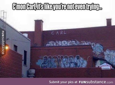 Oh carl