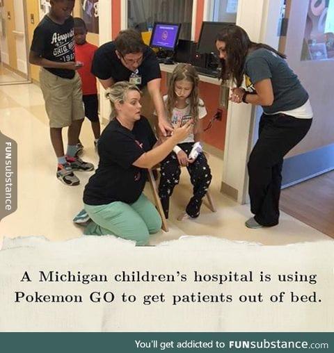 Pokemon Go is so good