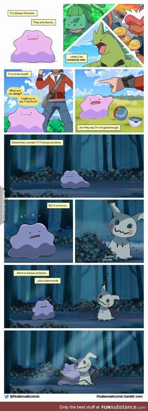 Pokemon feels