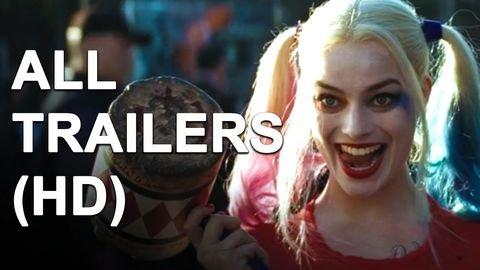 Who else is hyped for suicide squad? (All trailers)