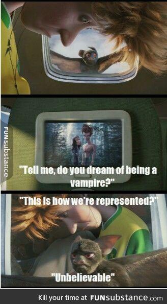Twilight, everyone =_=