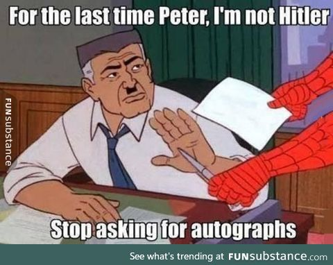 That's Enough Peter