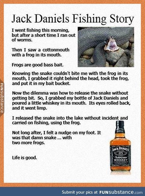 Fishing story
