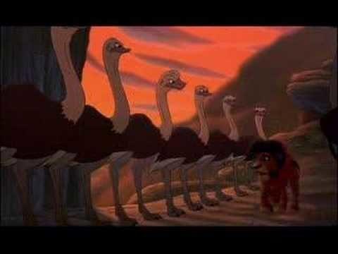 Deception!!!!- Sing it Zebra
