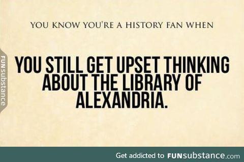 True history fans