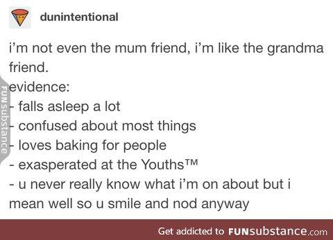 Grandma Friend
