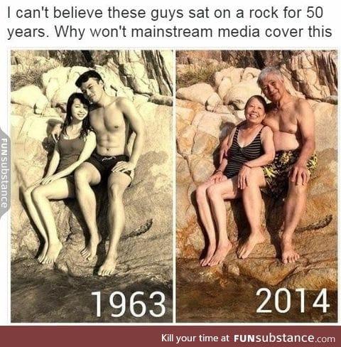 50 long years