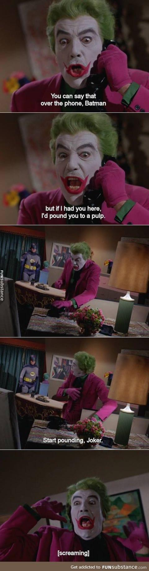 Do it joker