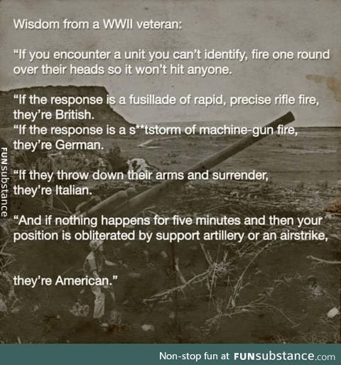 The most accurate post about WWII