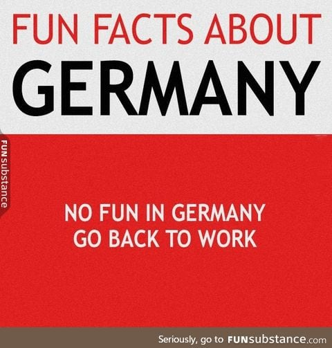 German facts best facts