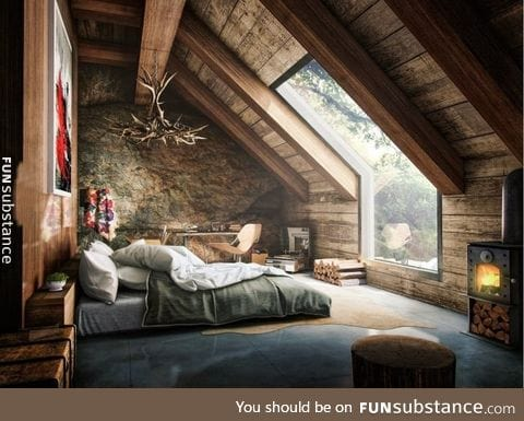 I want to wake up here