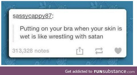 bra issues