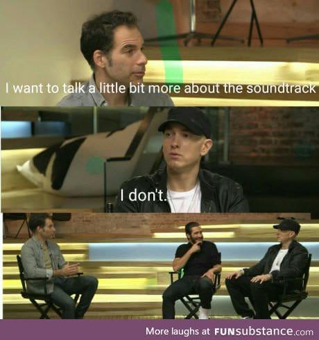 Eminem is still savage af