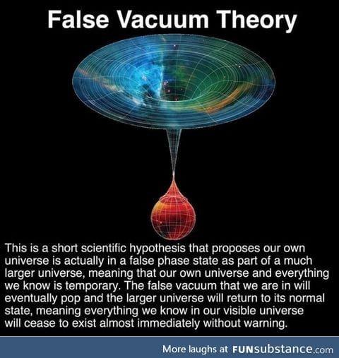 False Vacuum Theory