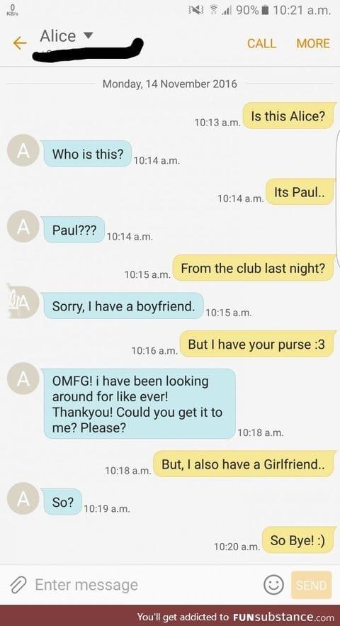 Some people don't deserve good behaviour
