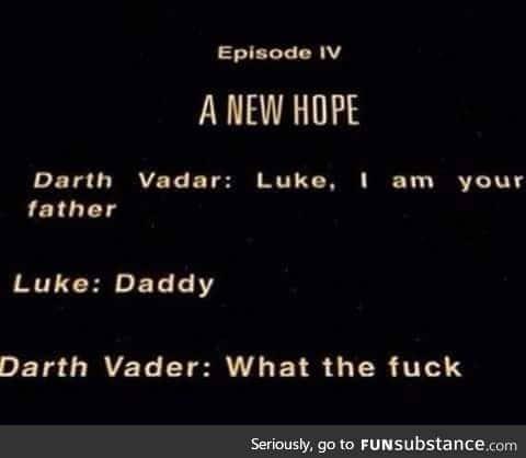 Luke is too strong