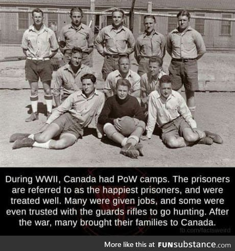 Canada POW