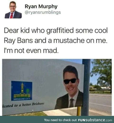 Ryan is chill
