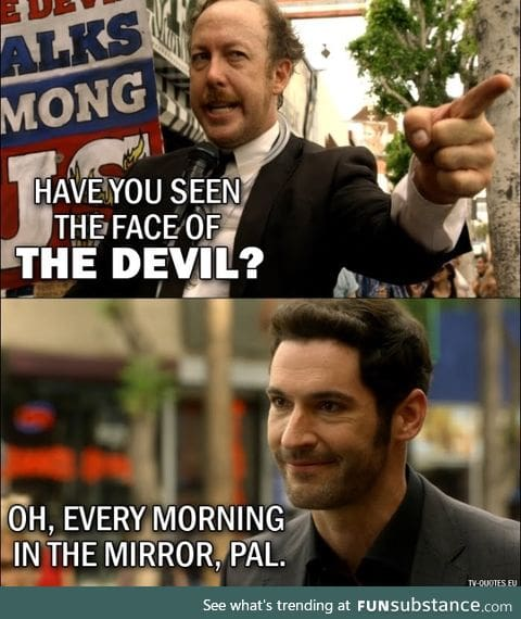 Does anyone else watch Lucifer?? BEST show!
