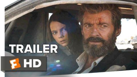 Latest Logan trailer