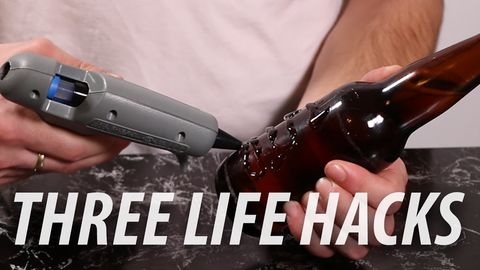 This video sums up every youtube channel that makes life hacks