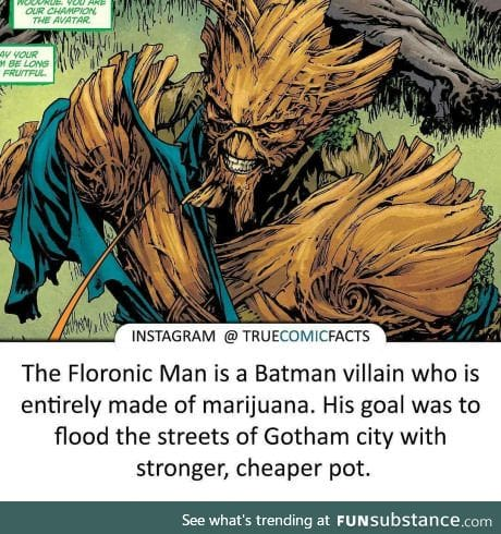 The villain we all need