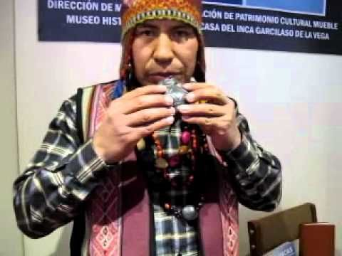 Inca wind instruments mimic different animals perfectly using nothing but water