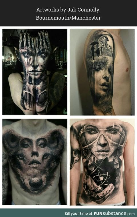 Best tattoo artist No. 8
