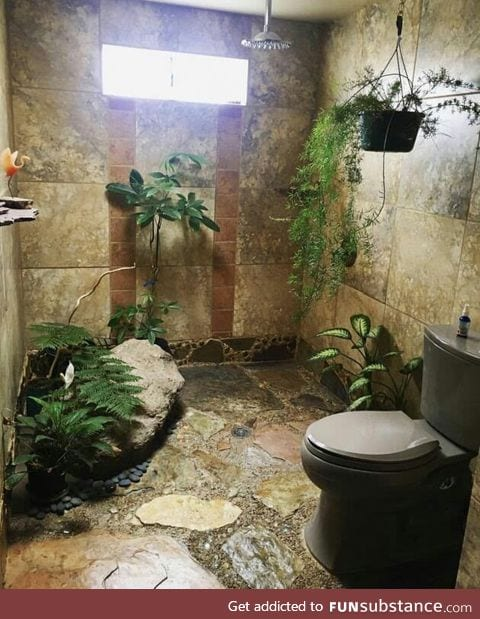 A beautiful bathroom